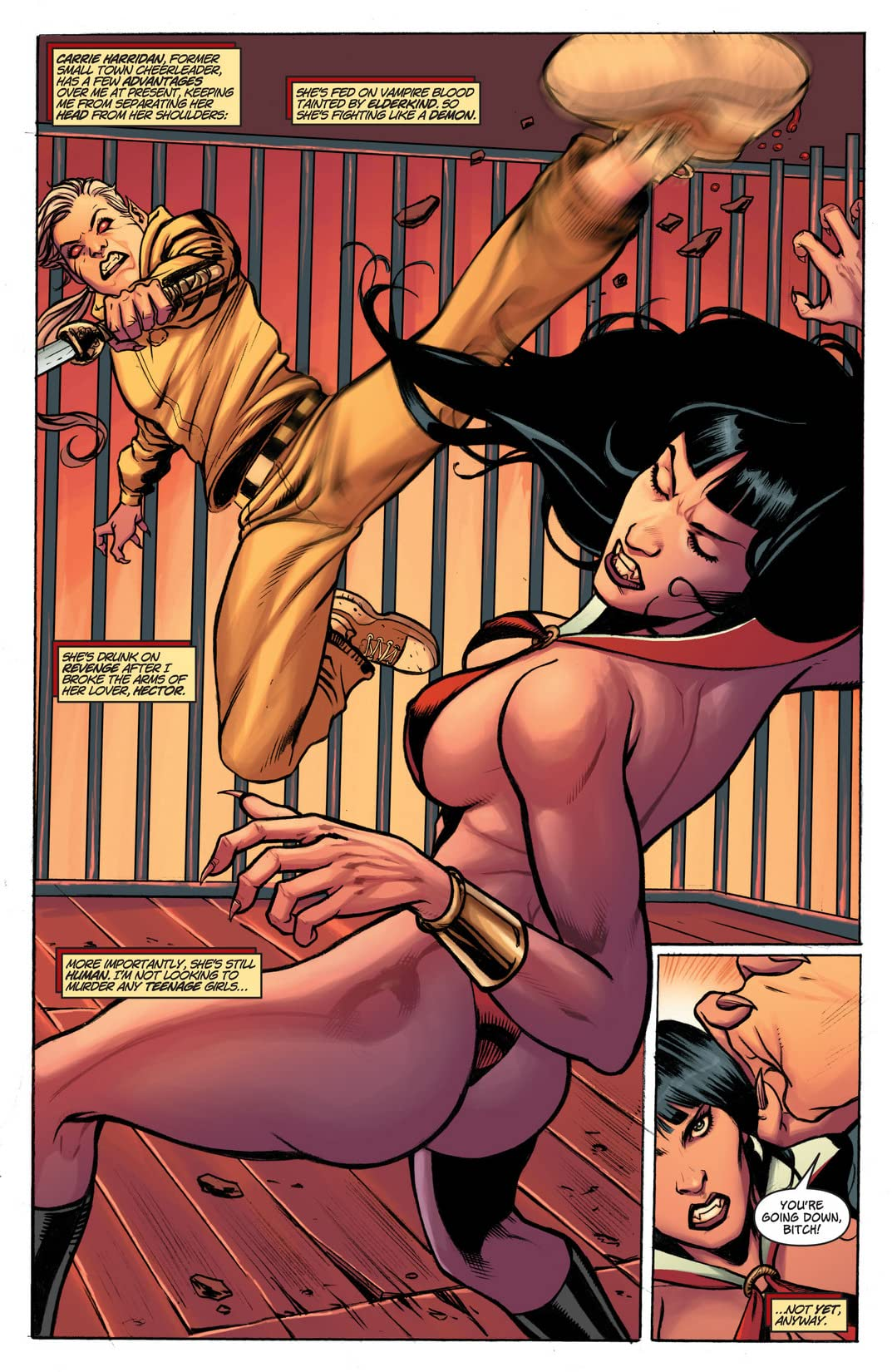Vampirella: Red Room #2