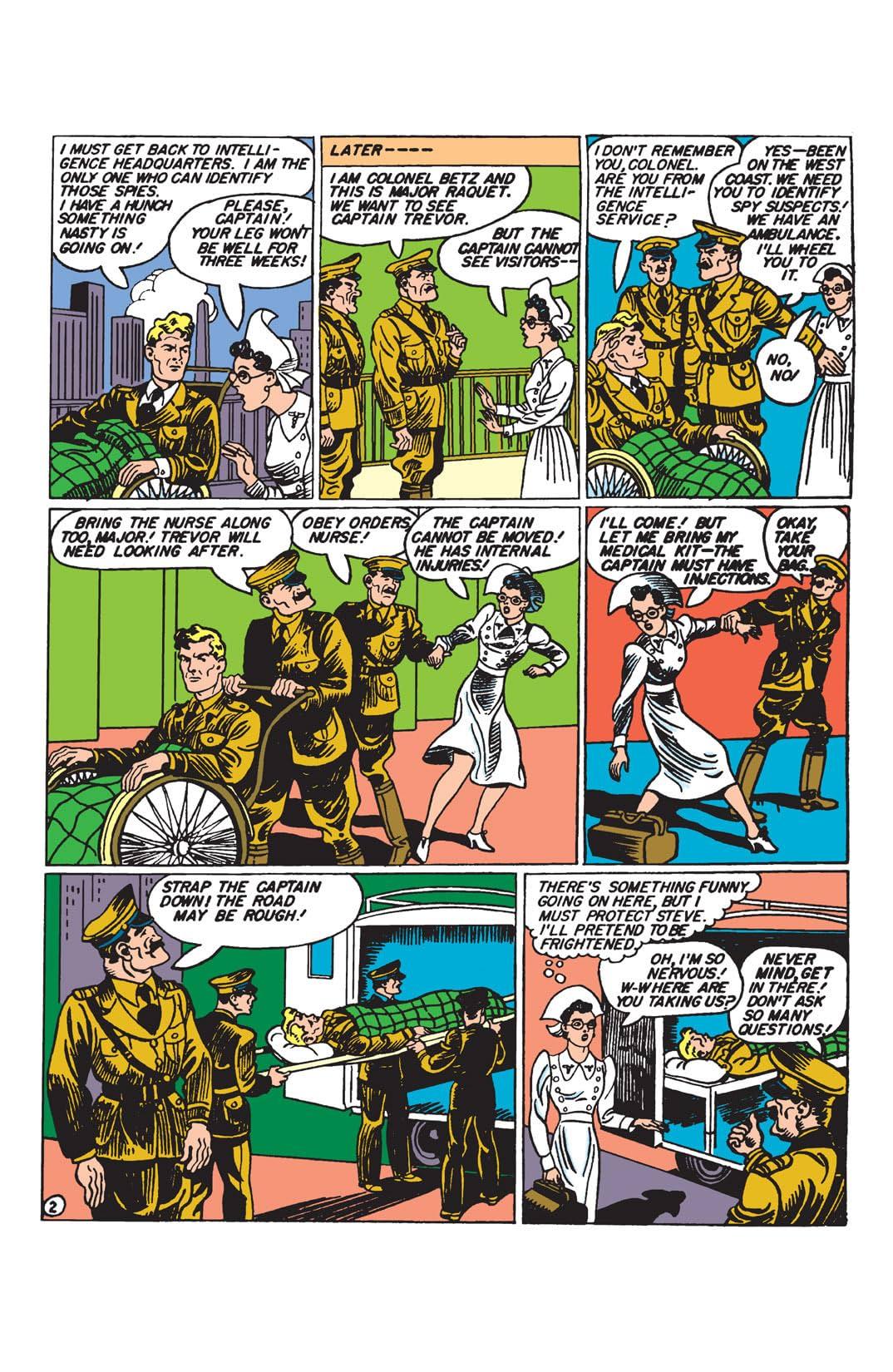 Sensation Comics #2-3