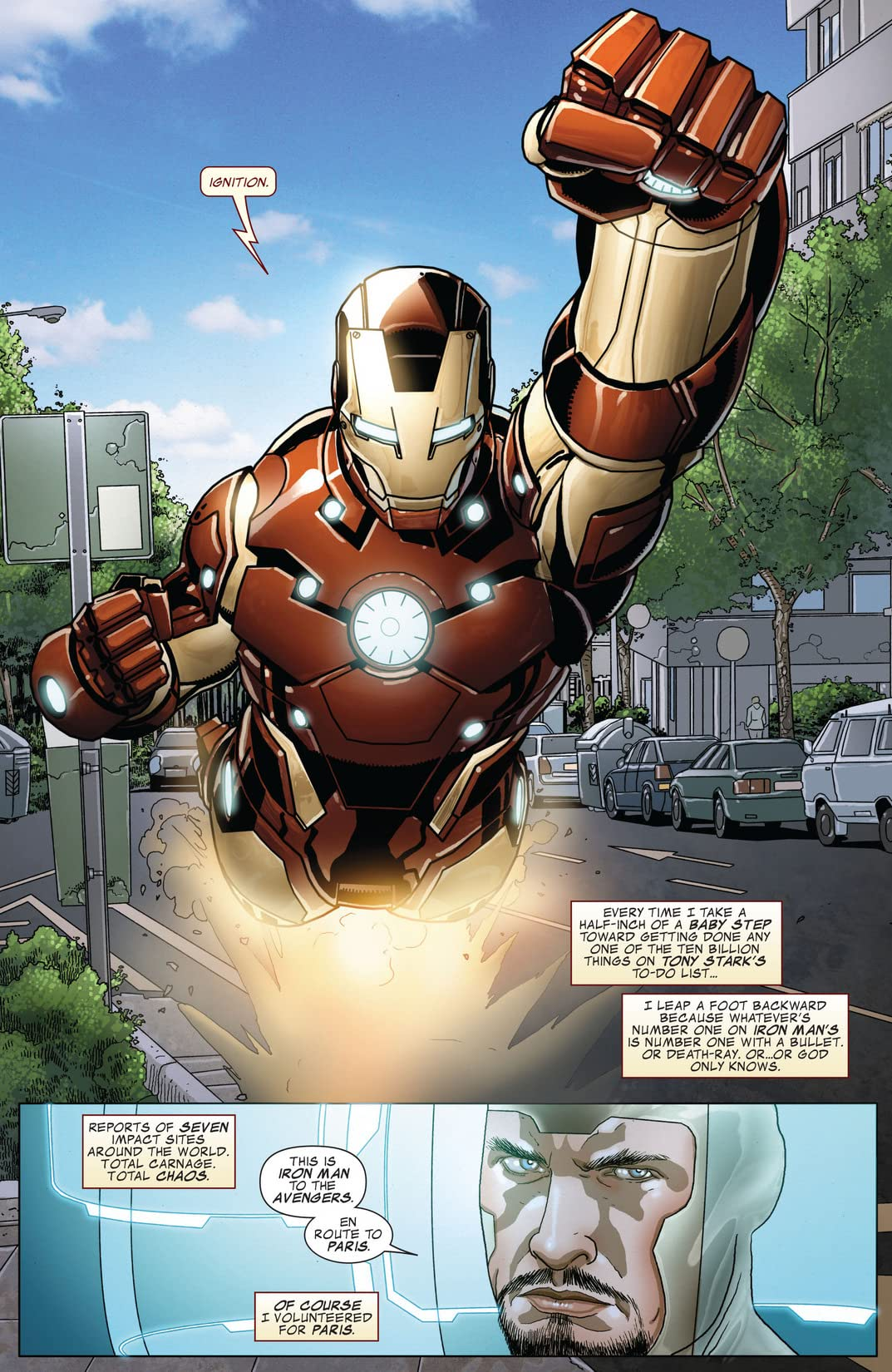 Invincible Iron Man (2008-2012) #504
