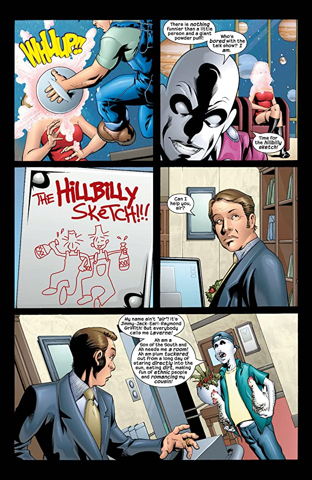 click for super-sized previews of Exiles (2001-2008) #19