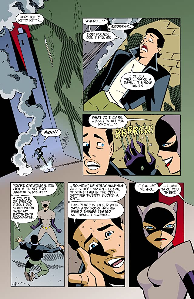 Batman: Gotham Adventures #4