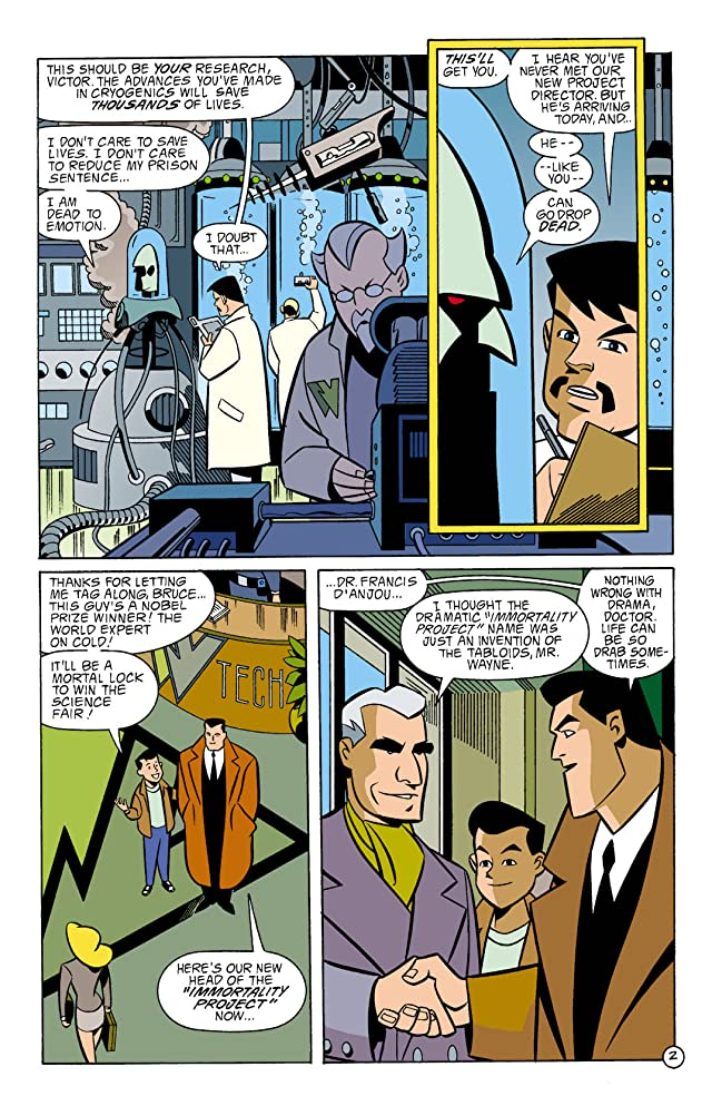 Batman: Gotham Adventures #5