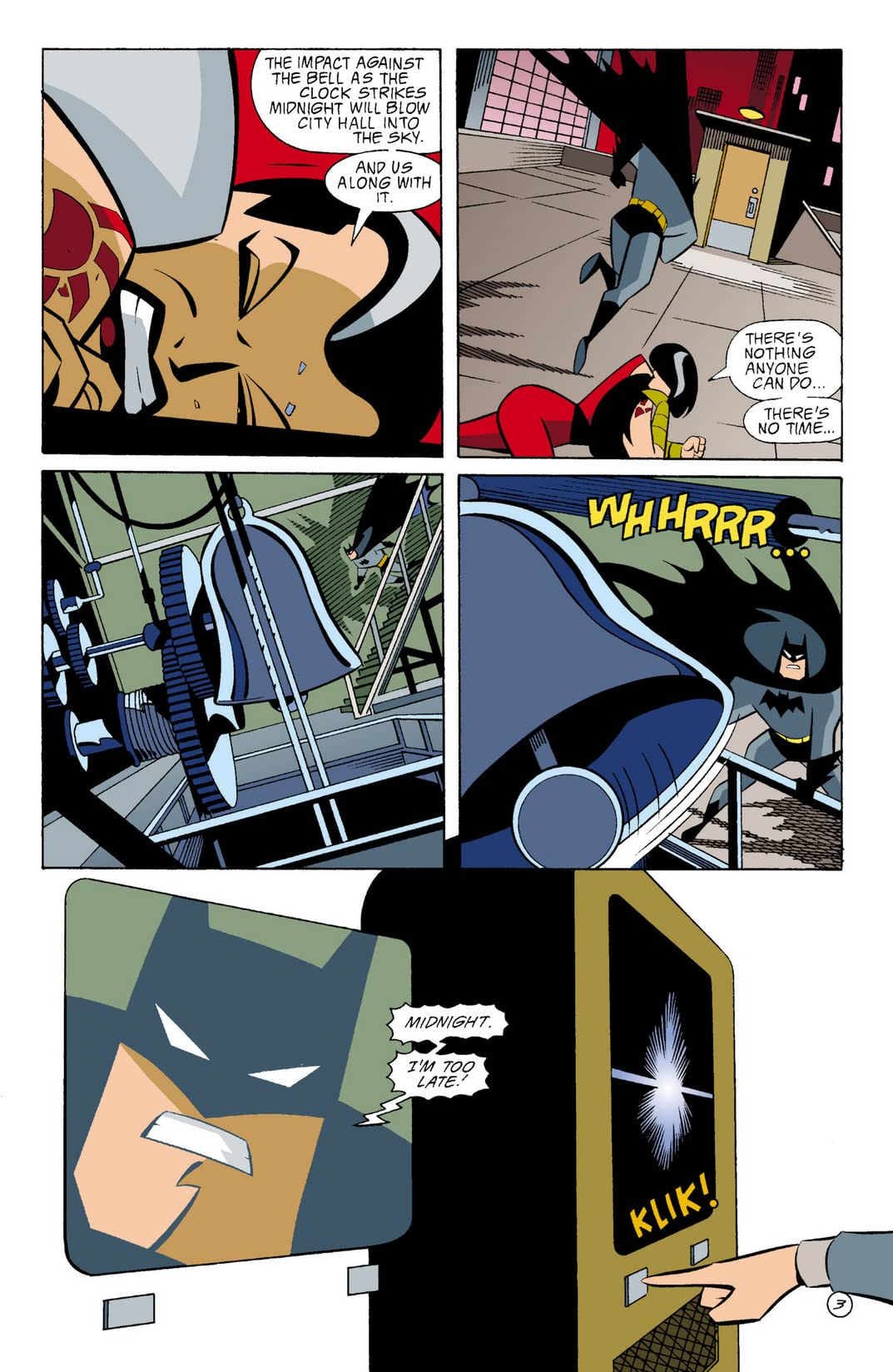 Batman: Gotham Adventures #3