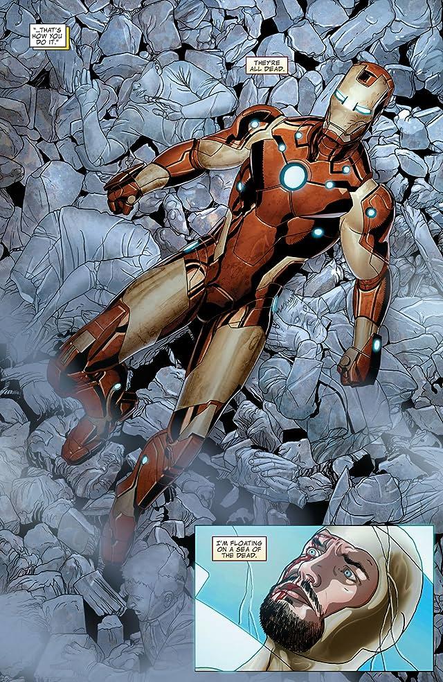 Invincible Iron Man (2008-2012) #505
