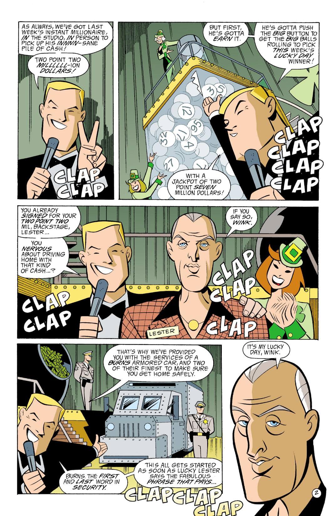 Batman: Gotham Adventures #2