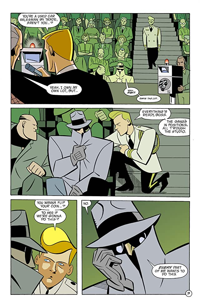 Batman: Gotham Adventures #2