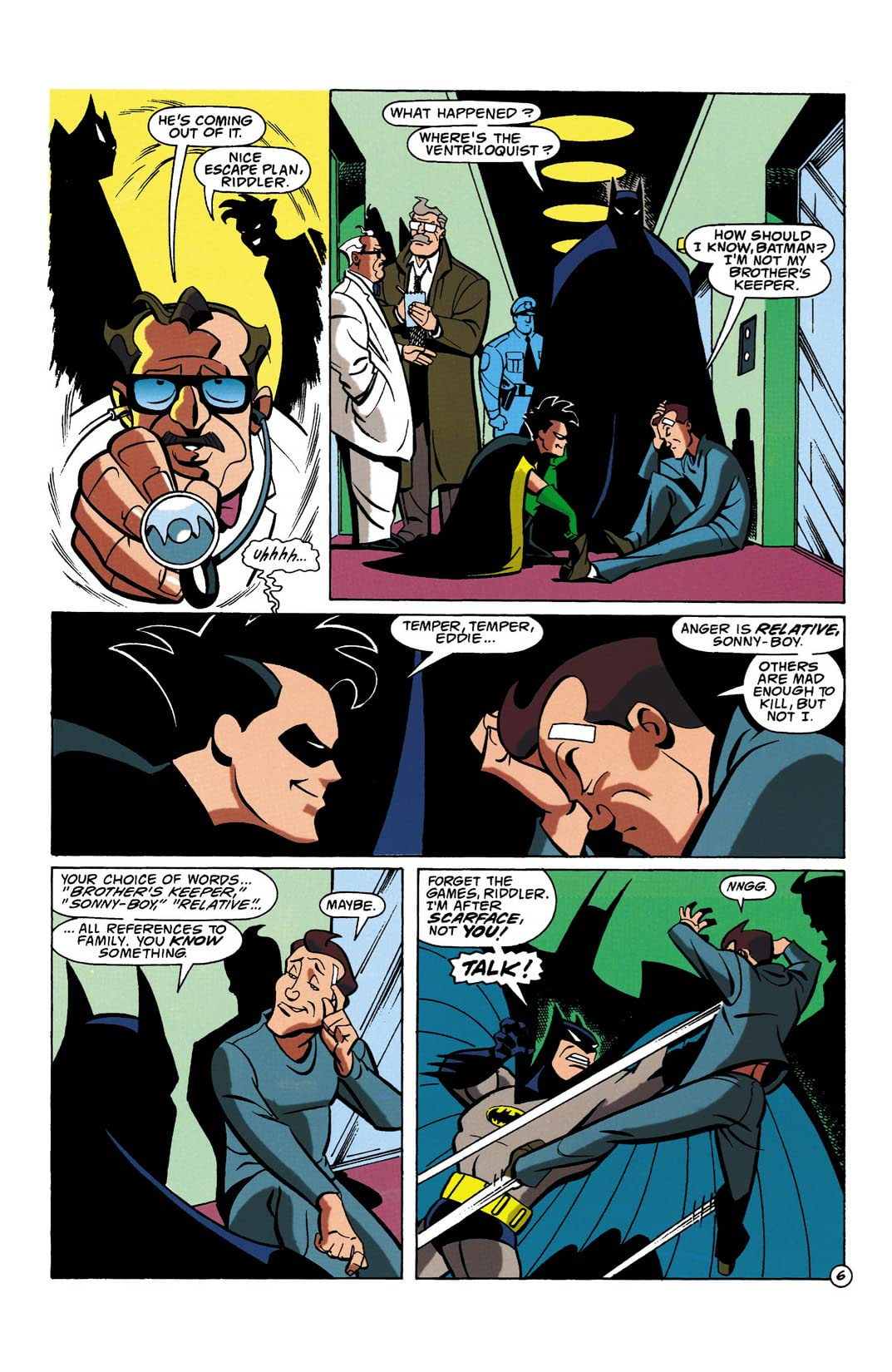 Batman & Robin Adventures (1995-1997) #7