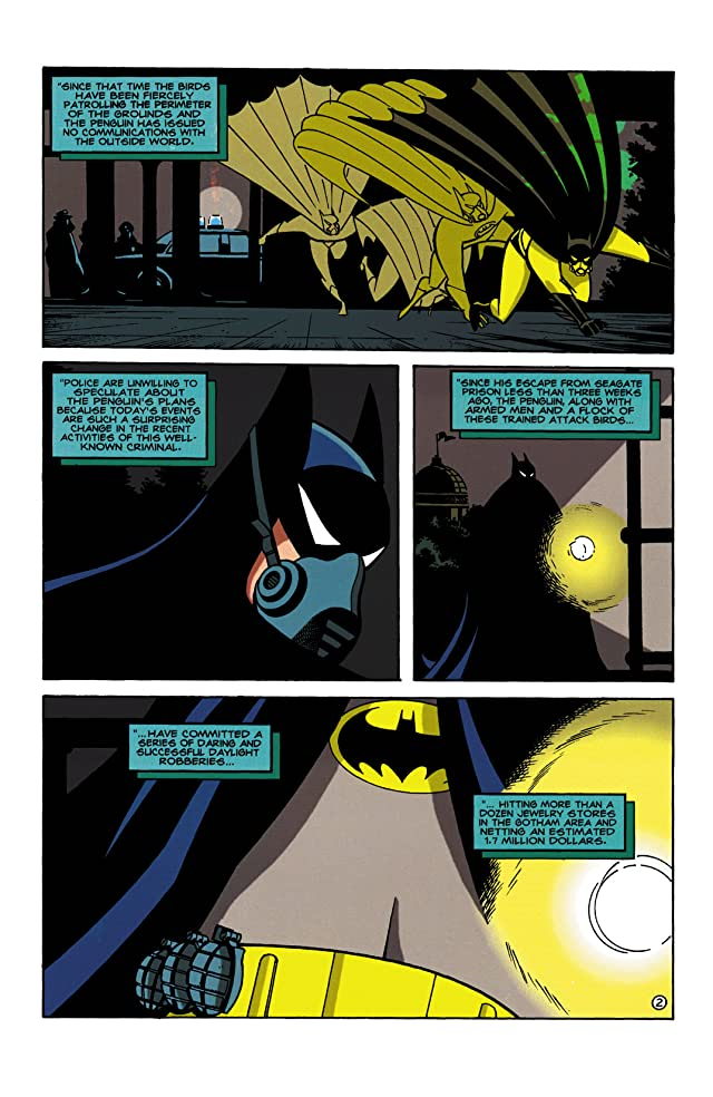 click for super-sized previews of Batman & Robin Adventures (1995-1997) #4