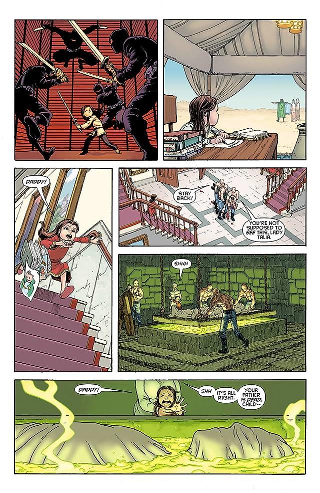 Batman Incorporated (2012-2013) #2