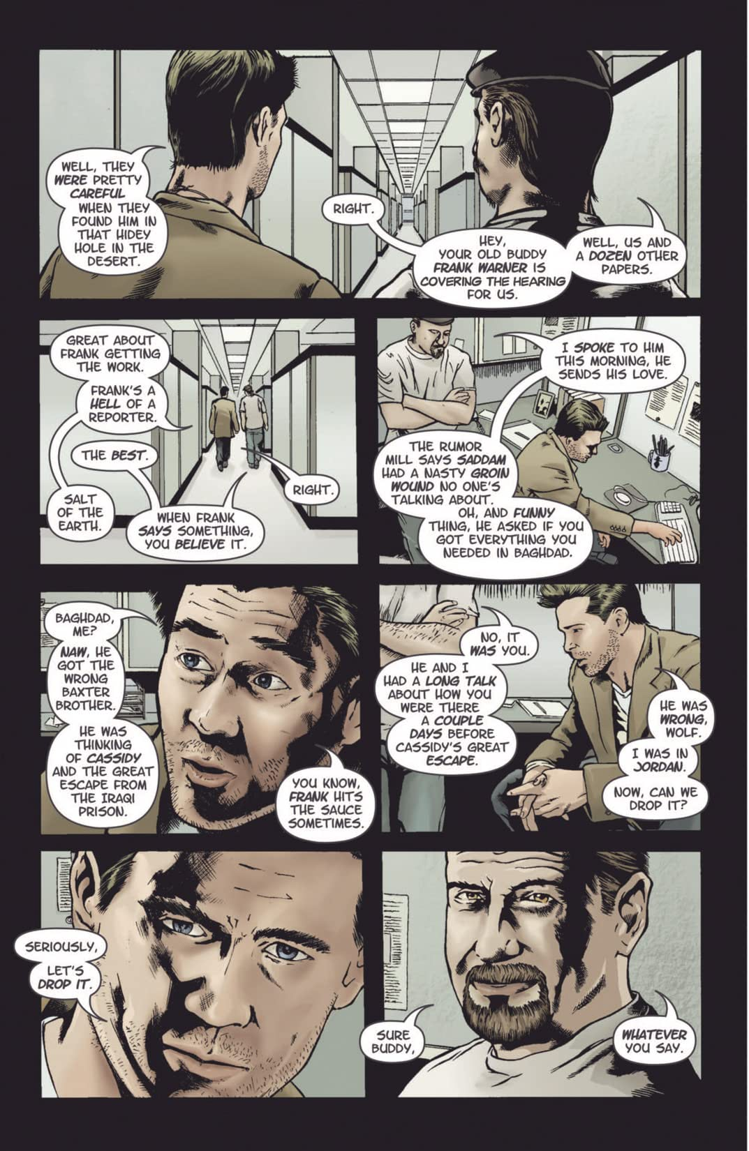 Phantom Jack: The Nowhere Man Agenda