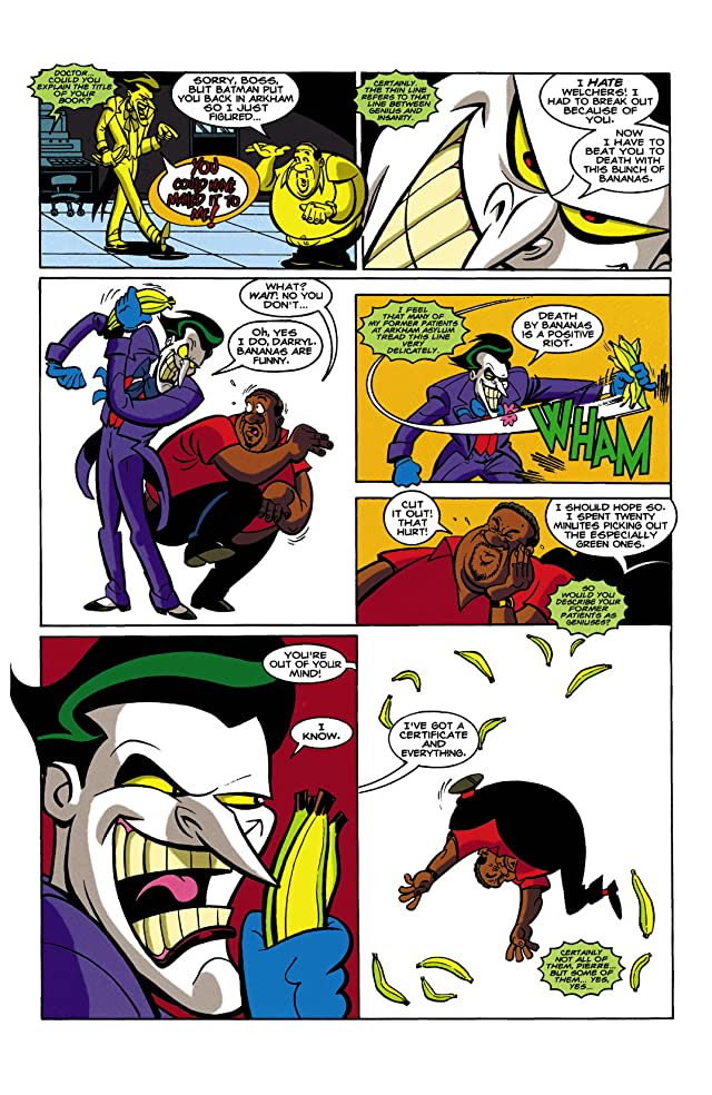 Batman & Robin Adventures (1995-1997) #5