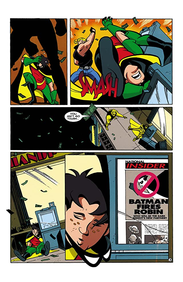 Batman & Robin Adventures (1995-1997) #6