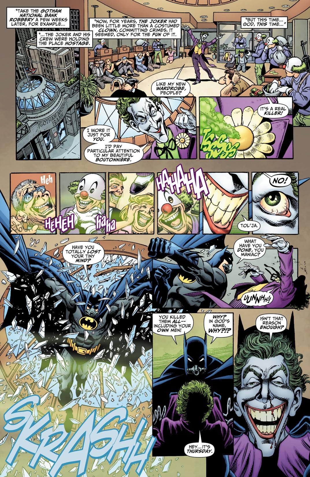 DC Universe: Legacies #5 (of 10)