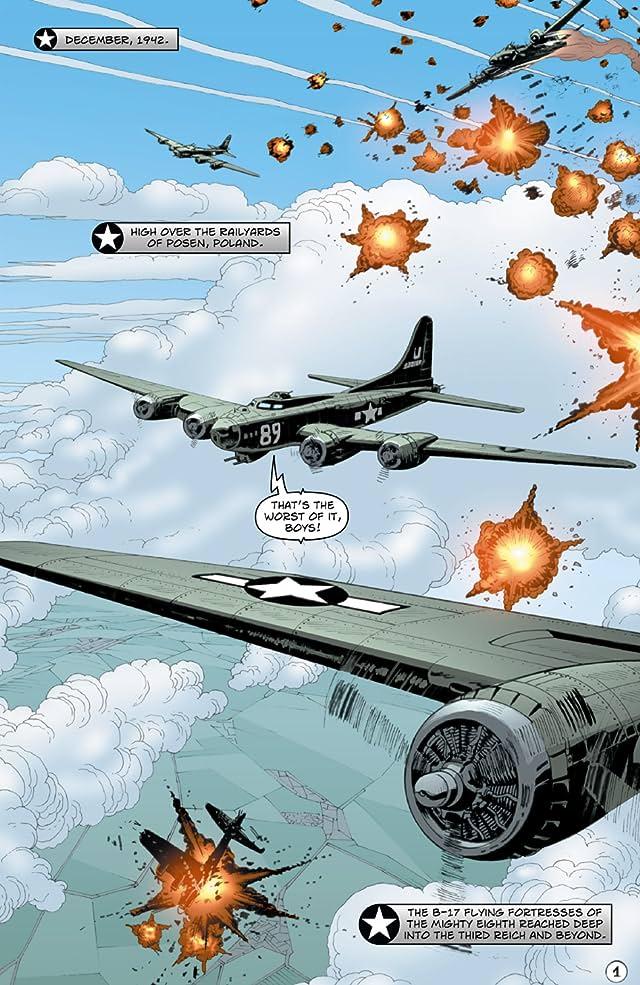 Airboy 1942: Best of Enemies Vol. 1