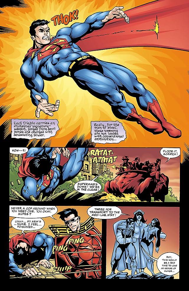 click for super-sized previews of DC Comics Presents: JLA - Black Baptism #1