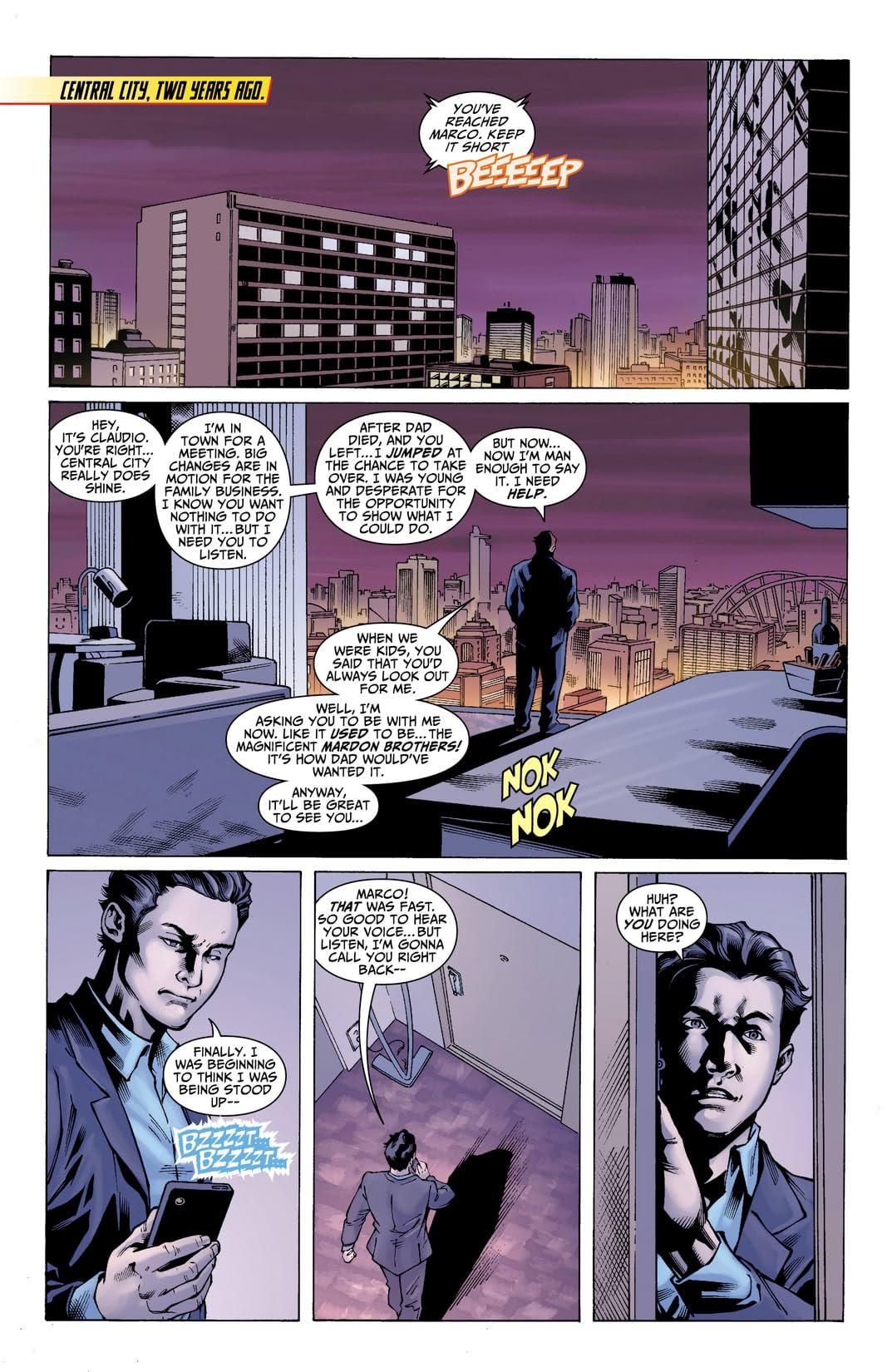 The Flash (2011-2016) #10