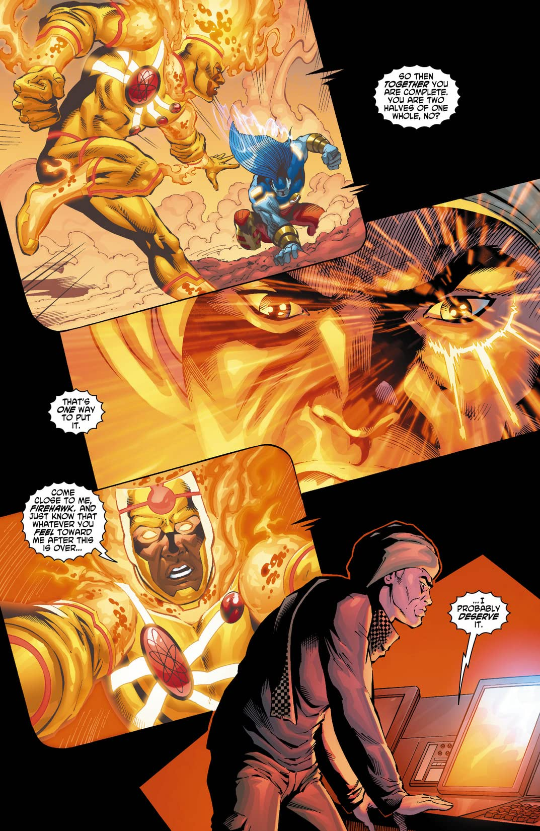 The Fury of Firestorm: The Nuclear Men (2011-2013) #10
