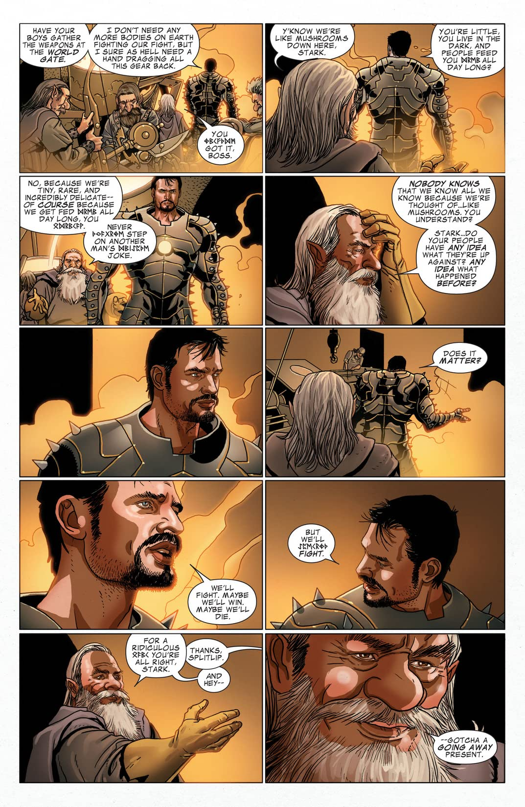 Invincible Iron Man (2008-2012) #509