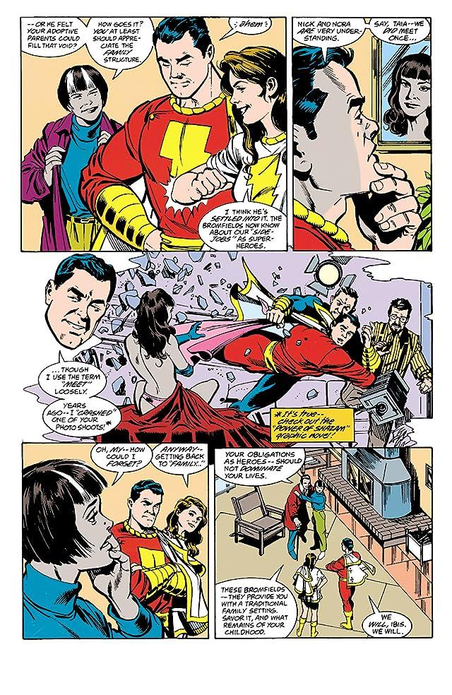 click for super-sized previews of DC Comics Presents: Shazam #1