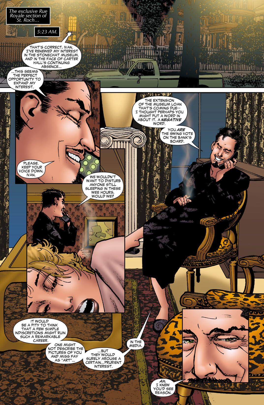Hawkgirl (2006-2007) #51