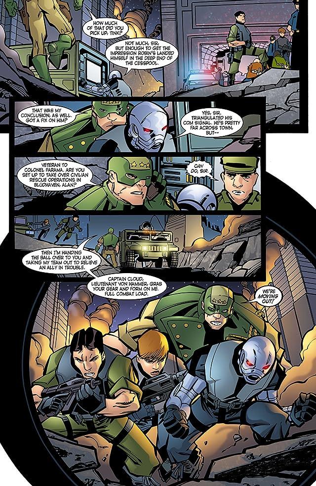 Robin (1993-2009) #145