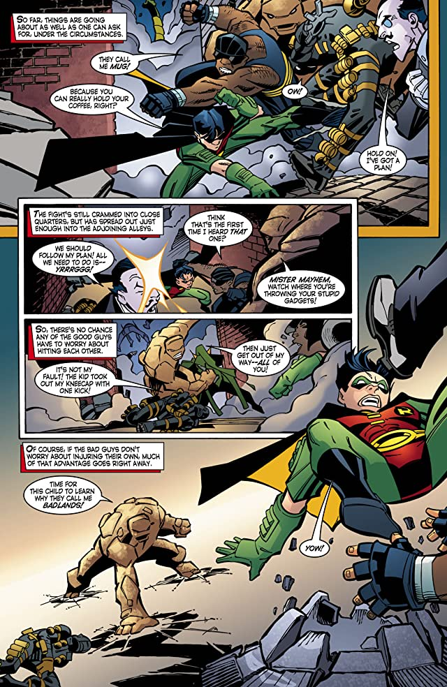 click for super-sized previews of Robin (1993-2009) #145
