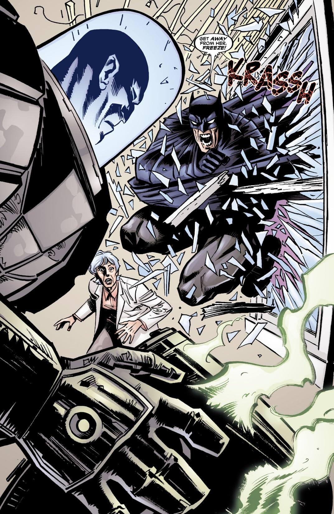 Batman: Legends of the Dark Knight #203