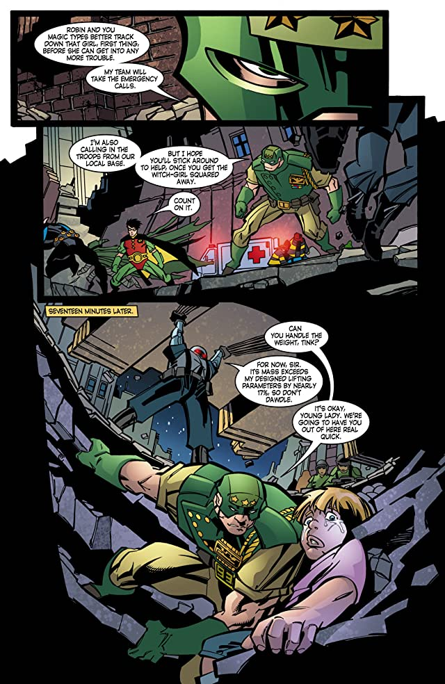 click for super-sized previews of Robin (1993-2009) #144
