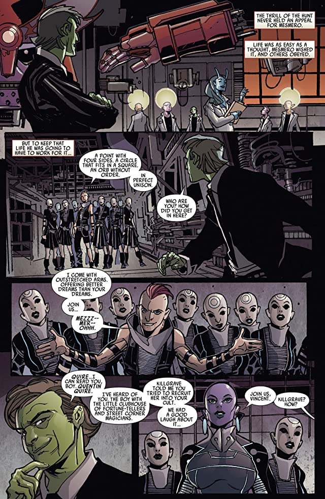 click for super-sized previews of Age of Apocalypse (2012-2013) #5