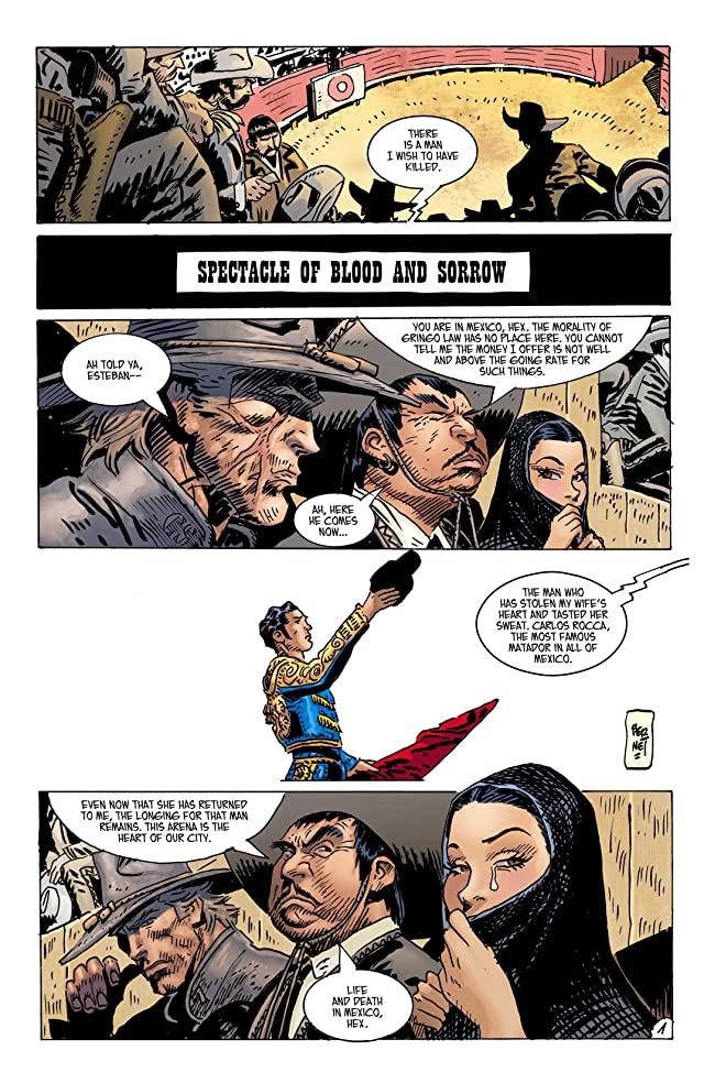 click for super-sized previews of Jonah Hex (2006-2011) #32