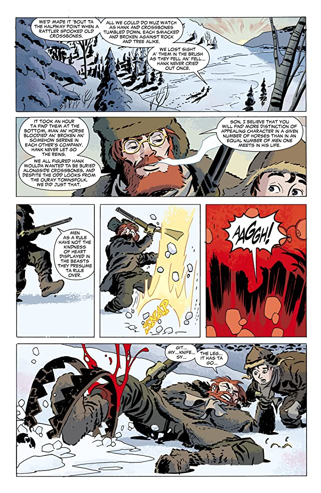 click for super-sized previews of Jonah Hex (2006-2011) #33