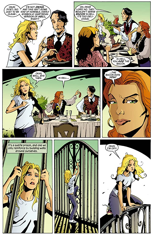 House of Mystery (2008-2011) #3