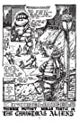 click for super-sized previews of Teenage Mutant Ninja Turtles: Black & White Classics - Michelangelo