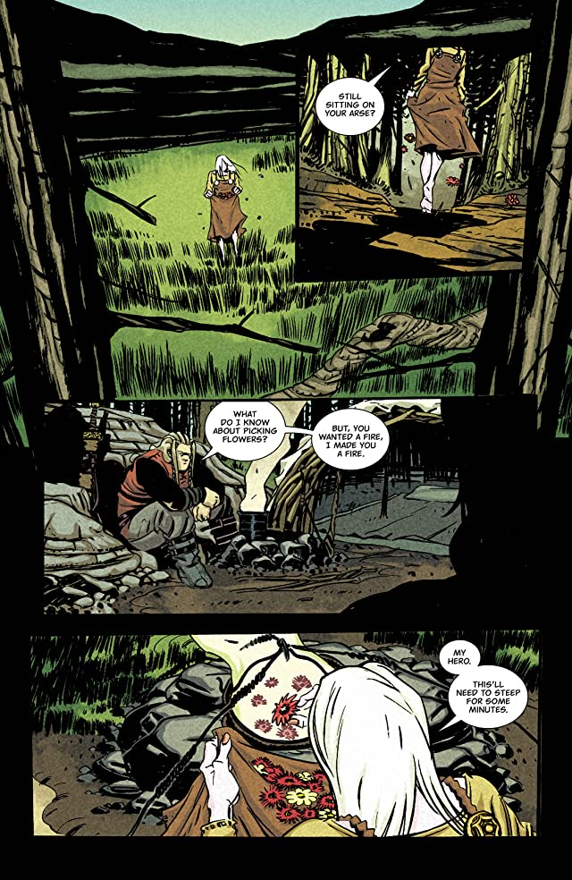 click for super-sized previews of Northlanders #31