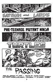 Teenage Mutant Ninja Turtles: Black & White Classics #9