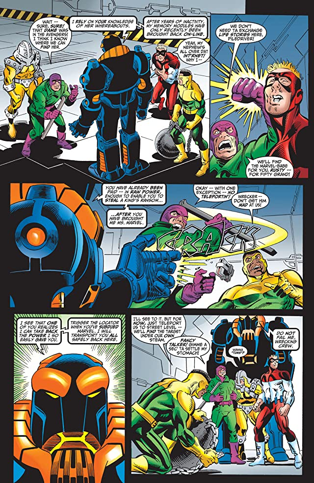 Avengers (1998-2004) #16