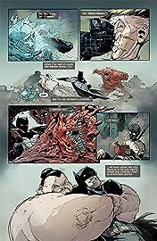 Batman (2011-) #1