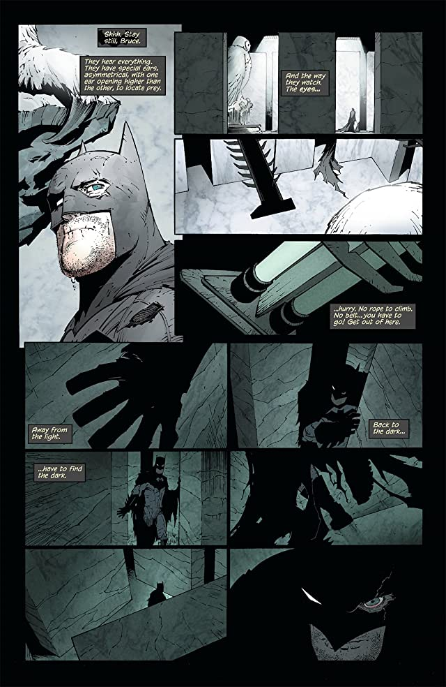 click for super-sized previews of Batman (2011-) #5
