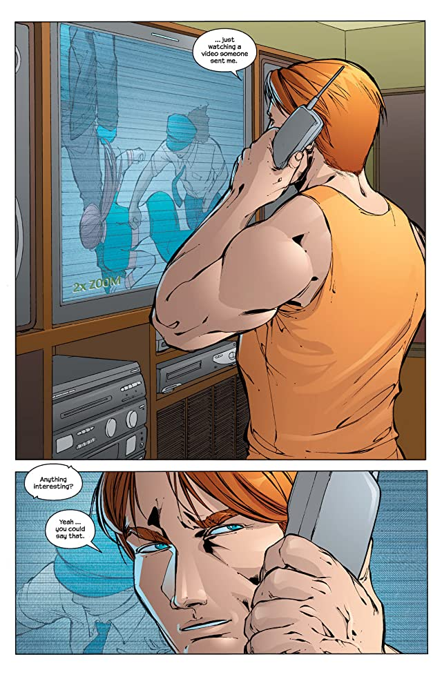 click for super-sized previews of Noble Causes #20