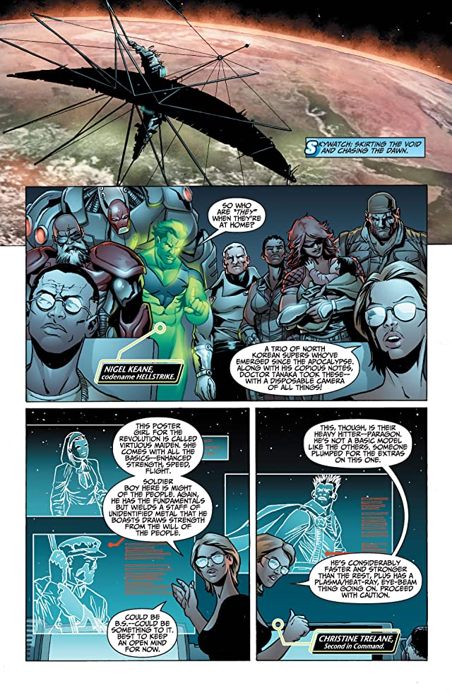 click for super-sized previews of StormWatch: PHD #14: World's End