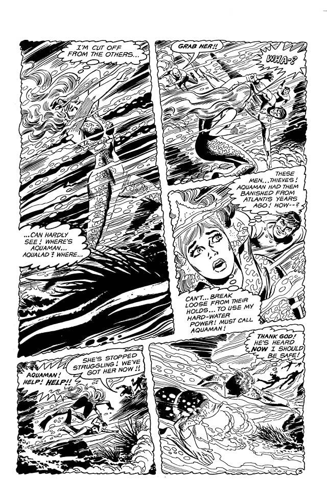 click for super-sized previews of Aquaman (1962-1978) #46