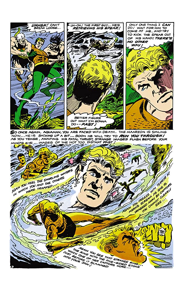 click for super-sized previews of Aquaman (1962-1978) #42