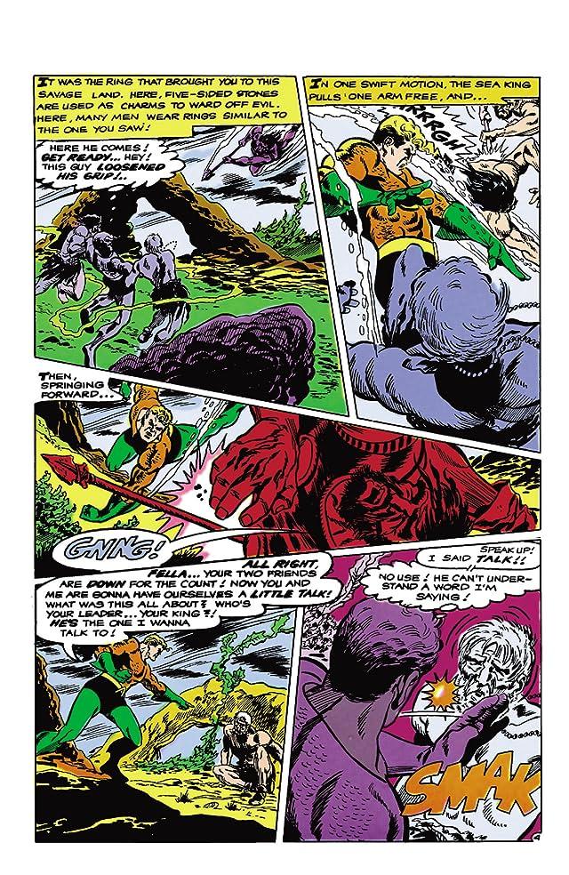 Aquaman (1962-1978) #42