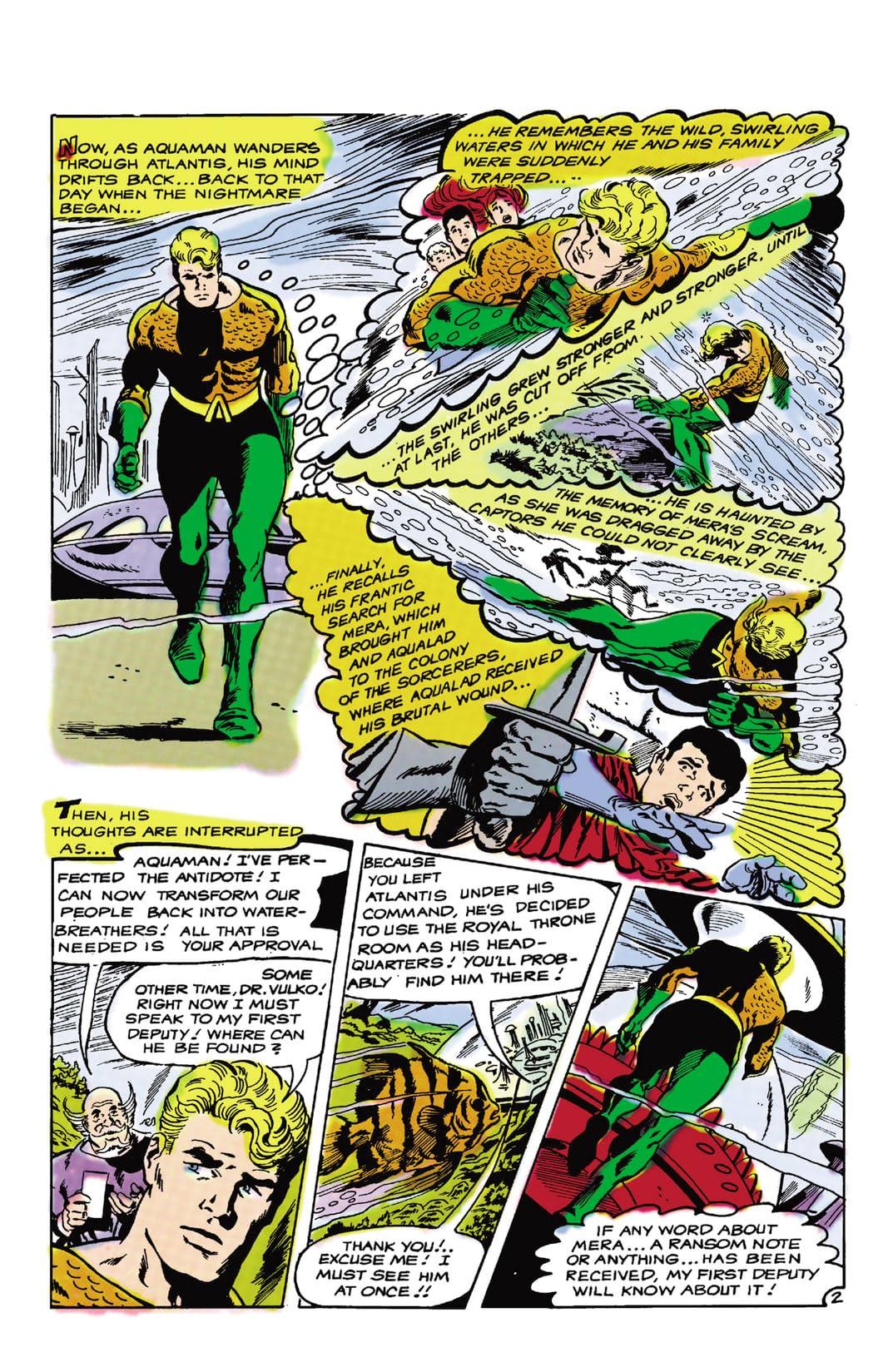 Aquaman (1962-1978) #41
