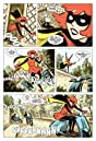 click for super-sized previews of Bandette #1