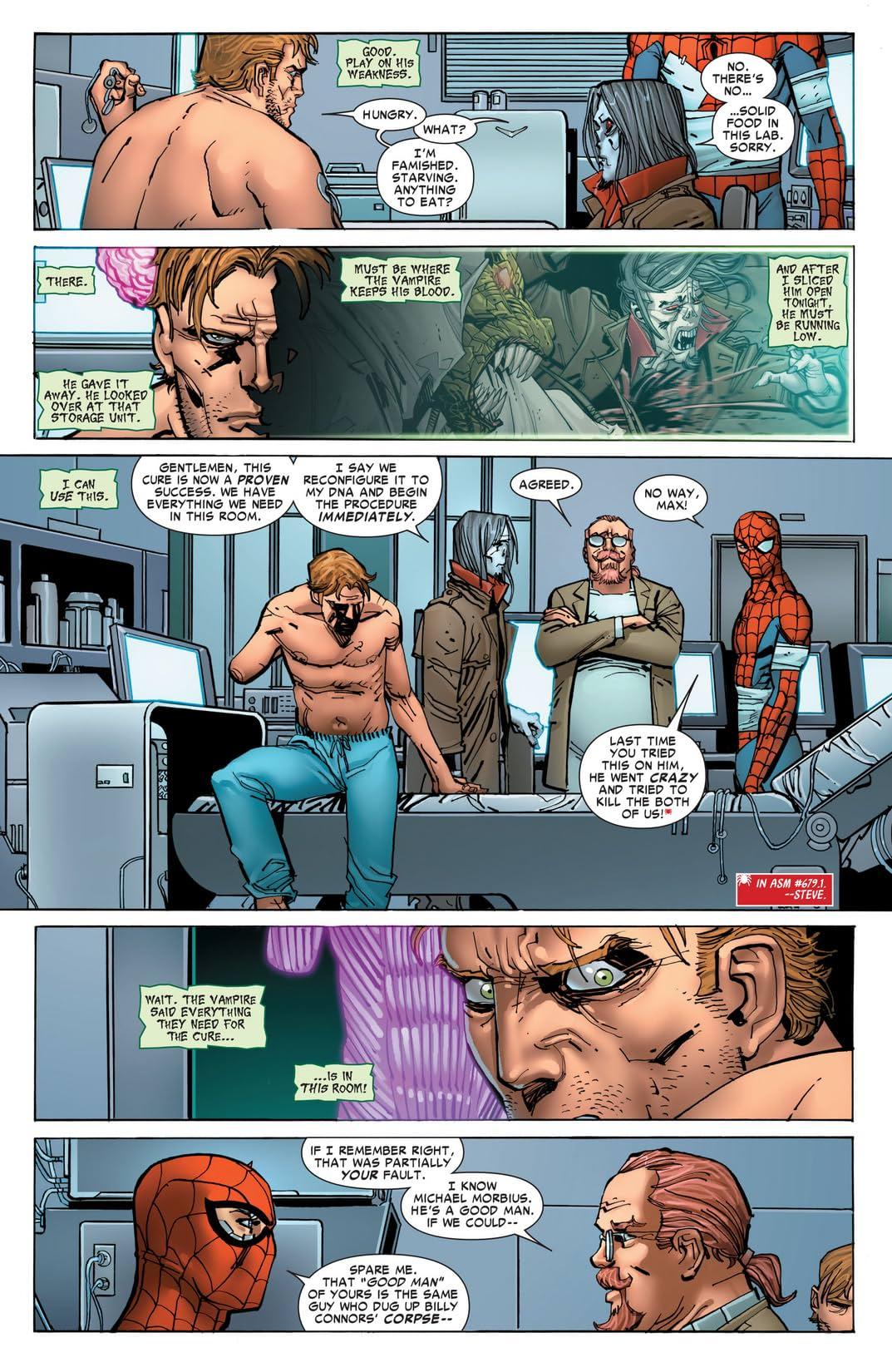 Amazing Spider-Man (1999-2013) #689