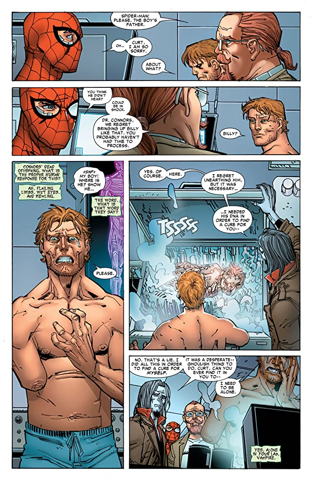 click for super-sized previews of Amazing Spider-Man (1999-2013) #689