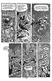 Teenage Mutant Ninja Turtles: Black & White Classics #4