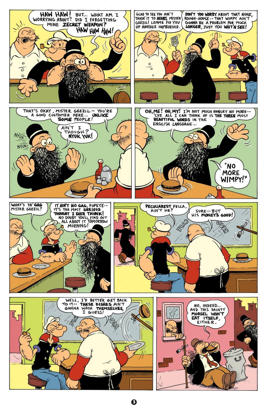 Popeye #3 (of 4)
