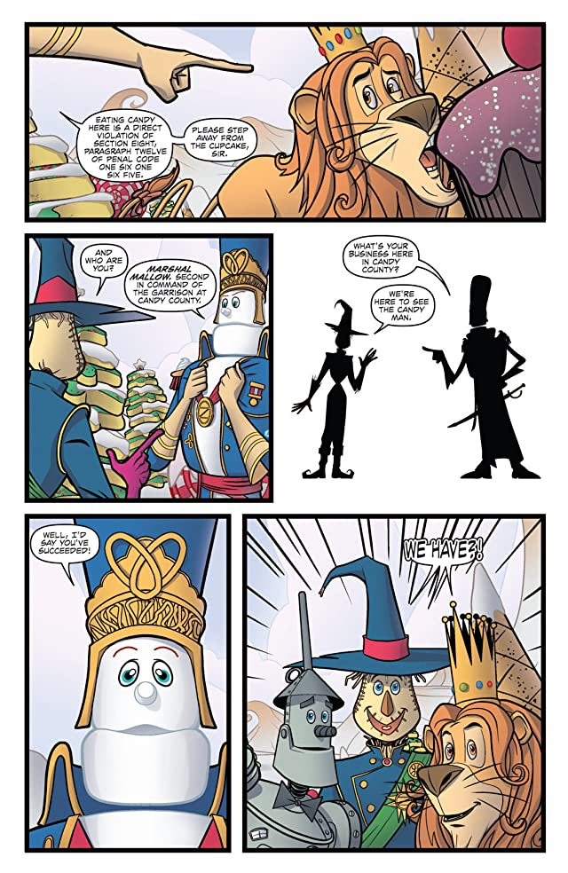 Dorothy of Oz Prequel #3 (of 4)